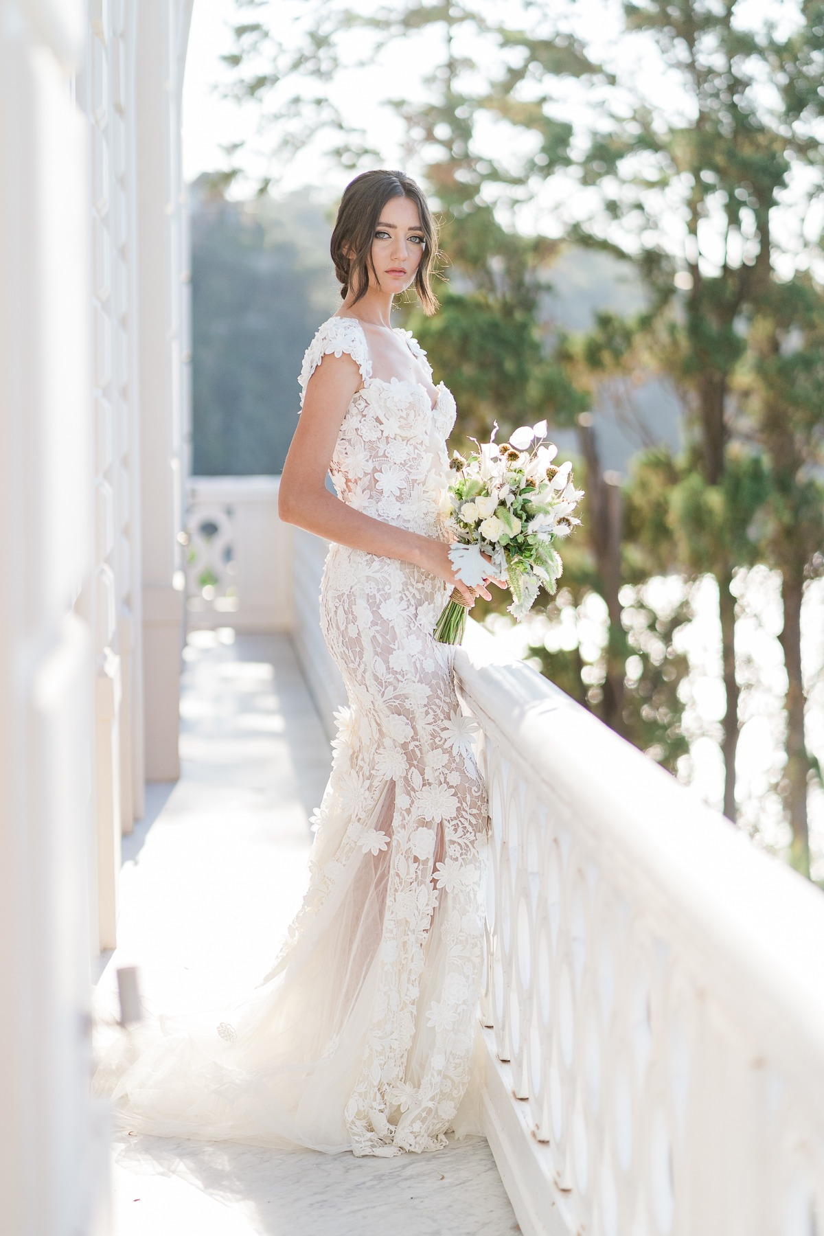 Romantic Italian Wedding Inspiration With A Breathtaking View