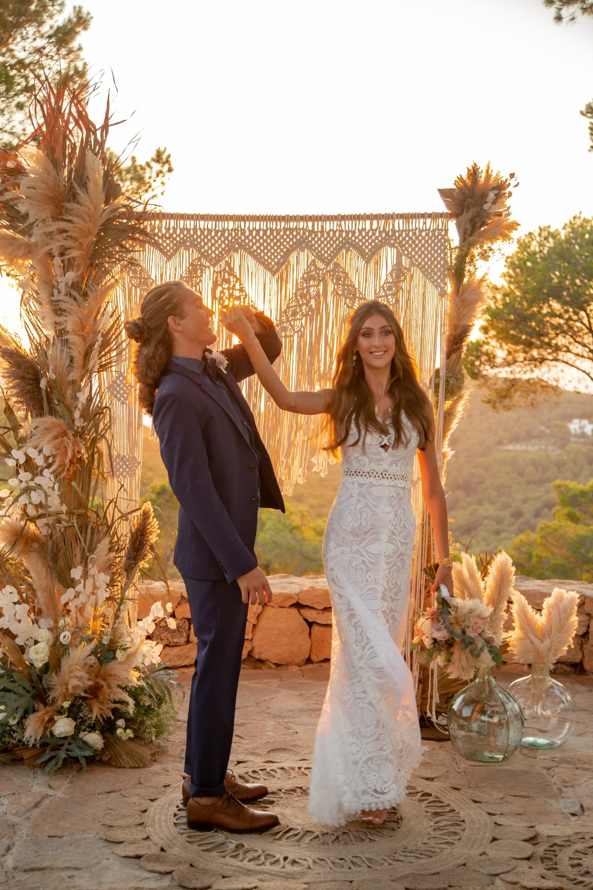Glam Boho? It Can Be Done...Here's How