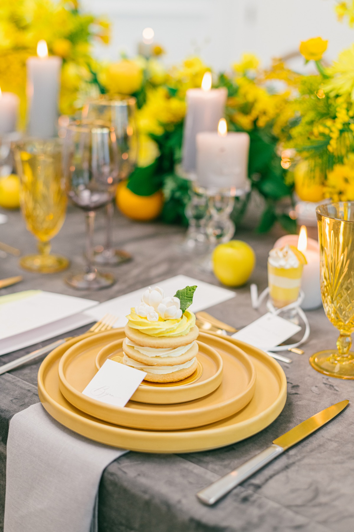 A Delicious Take On How To Incorporate Pantone's Color(s) Of The Year Into Your Wedding