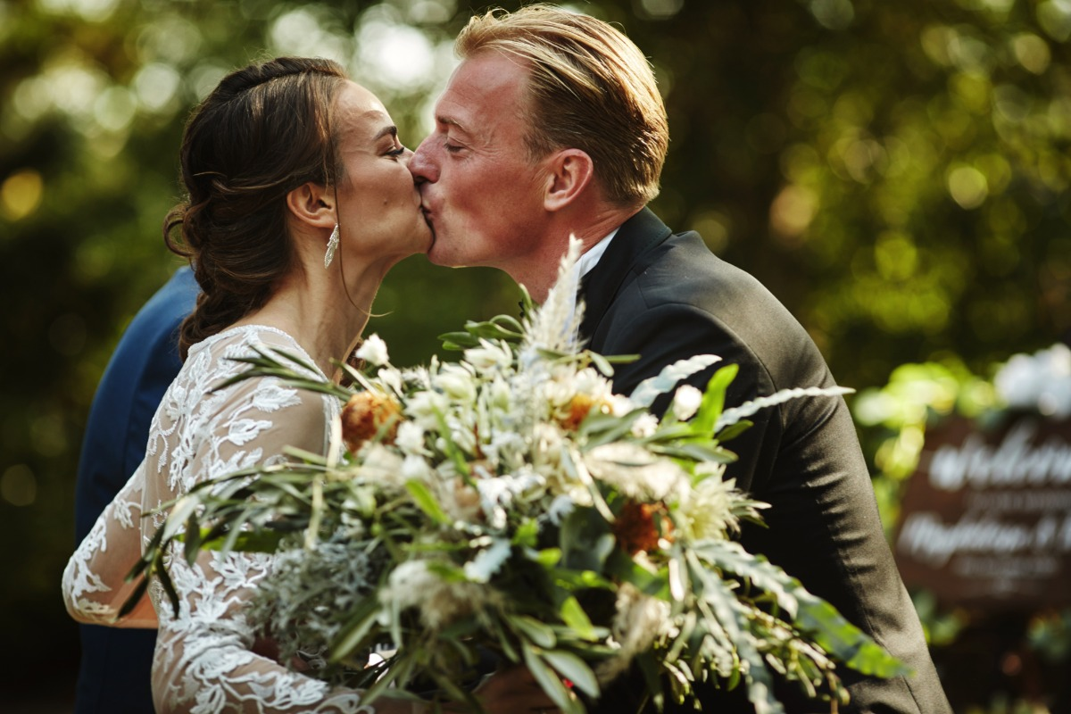 Hometown Micro-Wedding In The Netherlands Shows That Ditching Your Destination Can Be A Blessing In Disguise