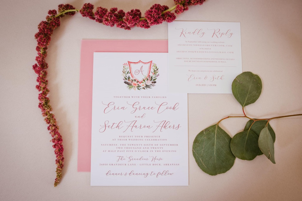 A Few of Their Favorite Things-A Sunny Farmhouse Wedding in Little Rock