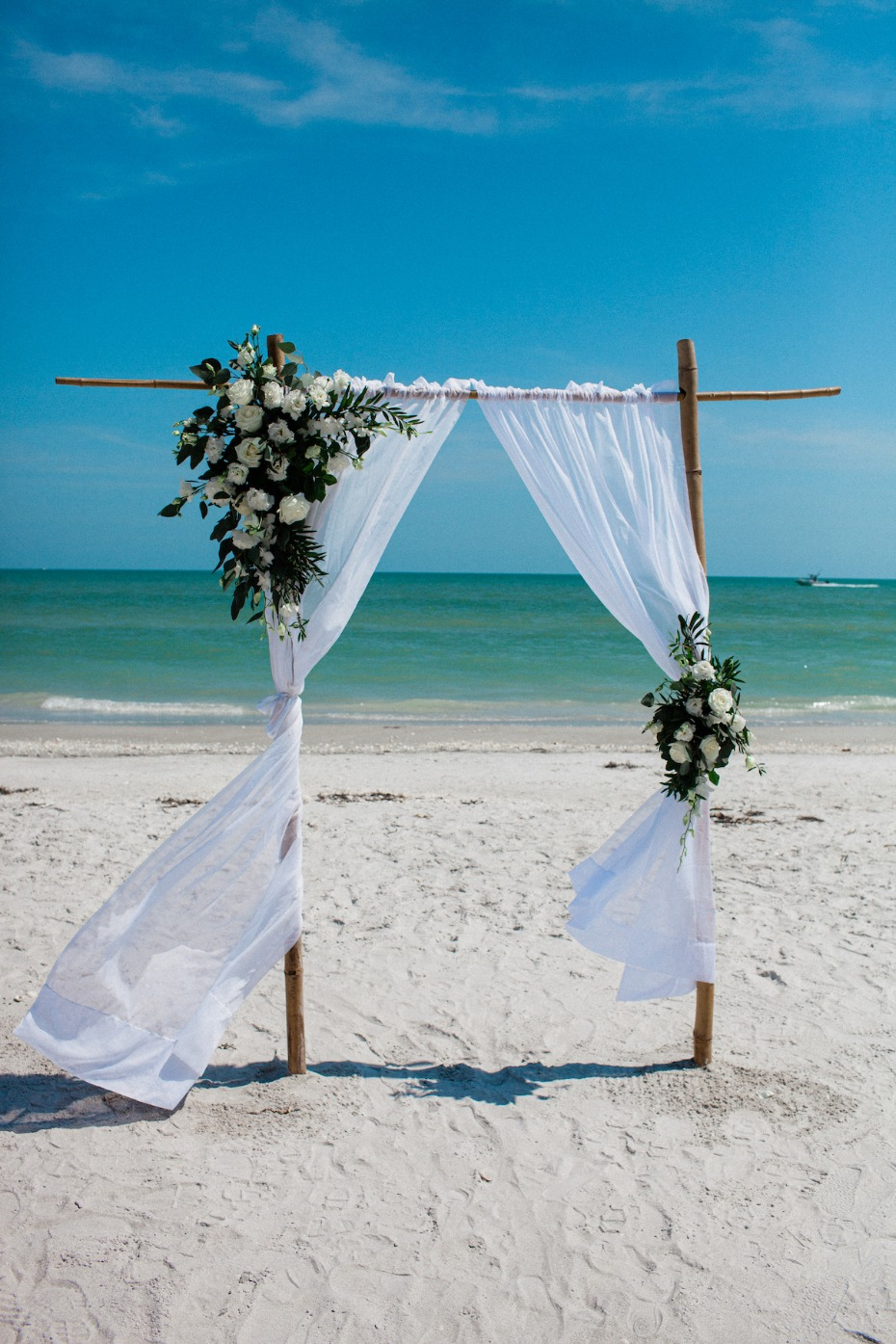 Tousled Hair, Don't Care: The Beaches of Fort Myers and Sanibel Will Do It for You When You Say 'I Do'