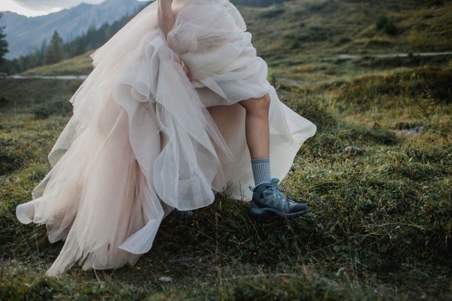 The Switzerland Elopement Scene Is Truly One of a Kind