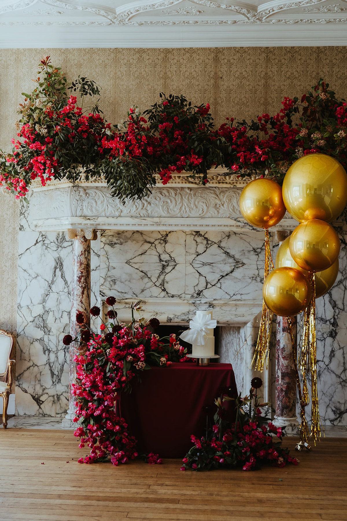 Calling All Party Animals–An Eccentric Escapade At An English Manorhouse