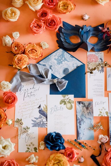 Tropical Wedding Inspiration In Costa Rica That Is Far From Boho