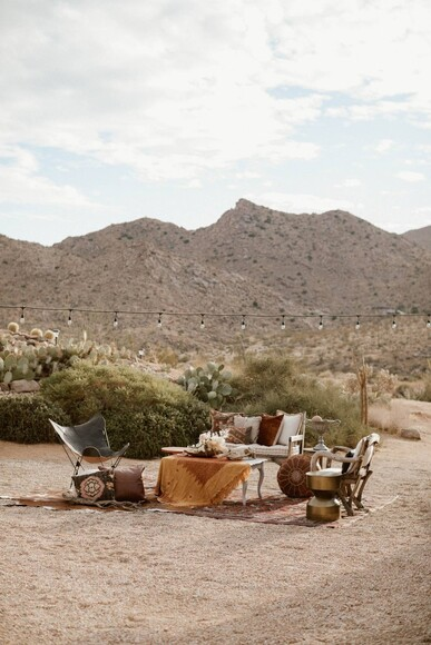 Walking The Line Between Rustic and Refined In Joshua Tree