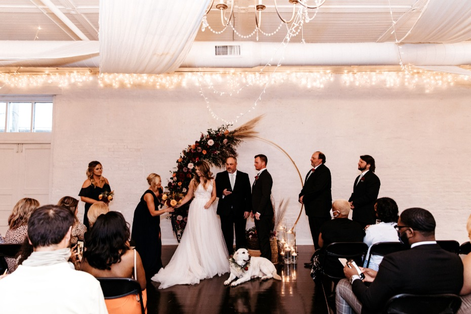 A Balinese-Inspired Wedding Day In Memphis, Tennessee