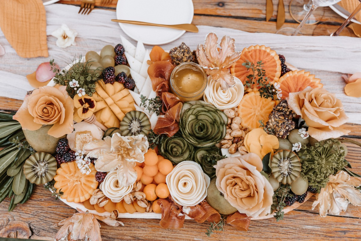 Pump Up The Volume With This Tuscan-Inspired Shoot
