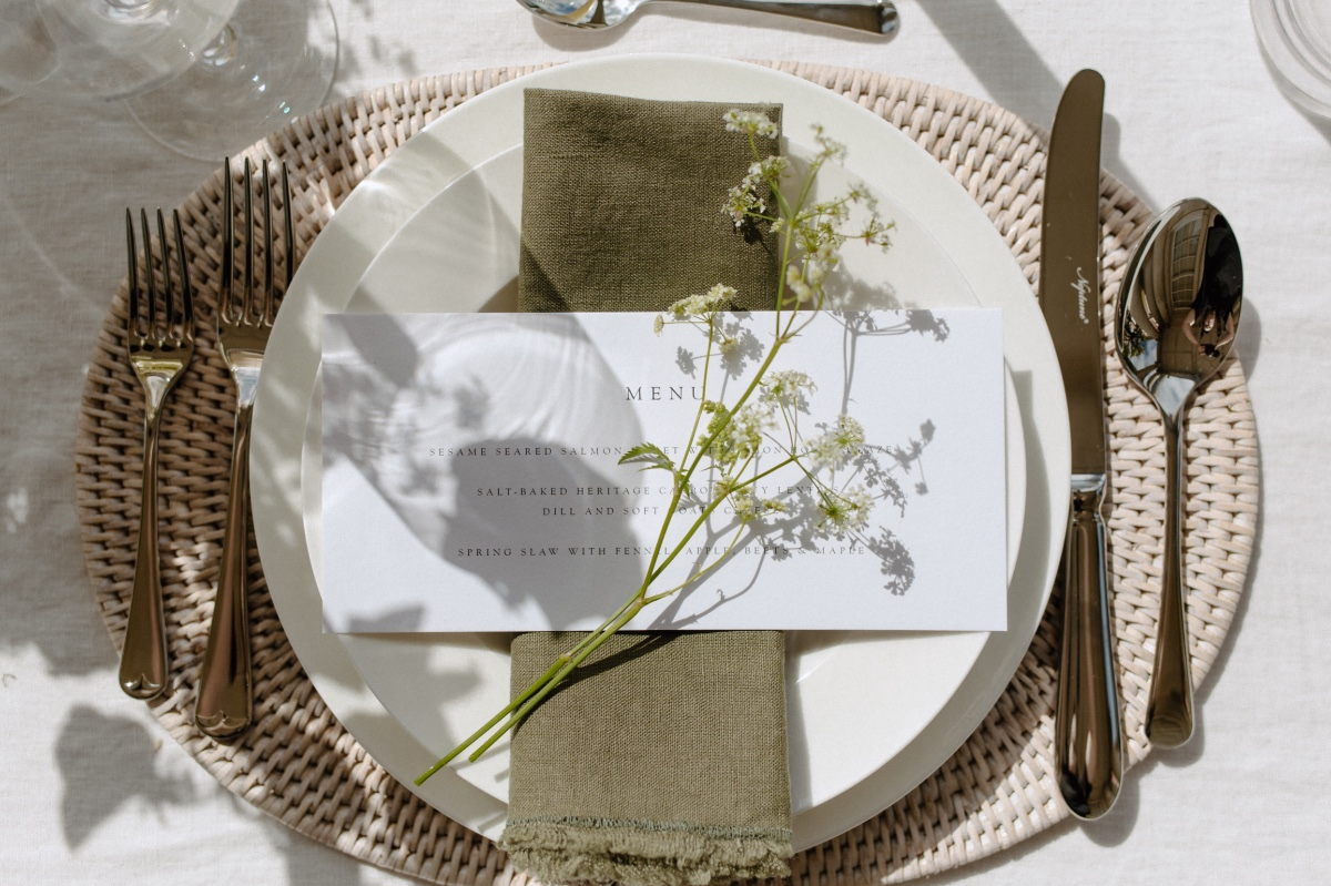 A Radical New Idea When It Comes To Planning Your Outdoor Wedding