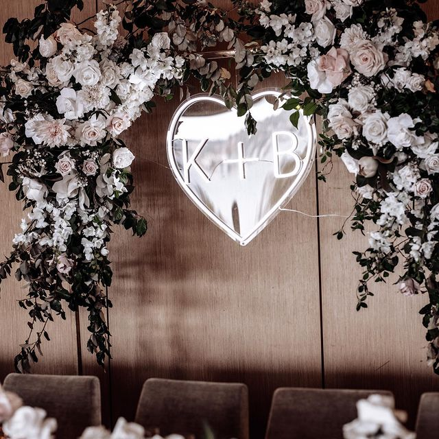 Yes, You Do Need a Neon Sign for Your Nuptials