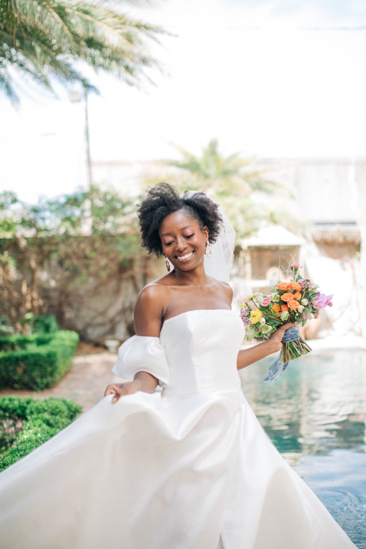 This Is Exactly How To Throw A Summer Wedding in NOLA for 6k