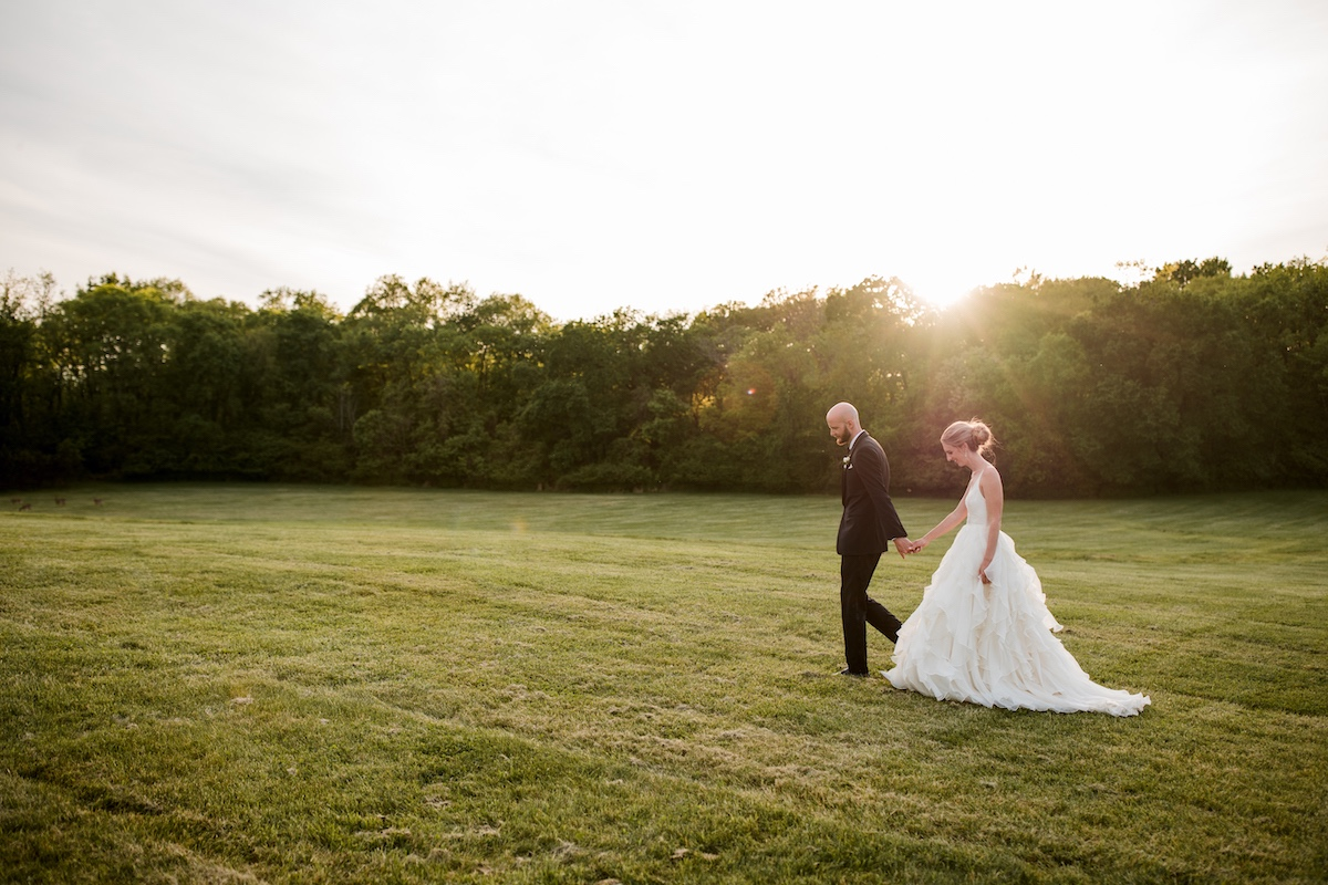 Elegant Barn Wedding With Tons Of Personal Touches