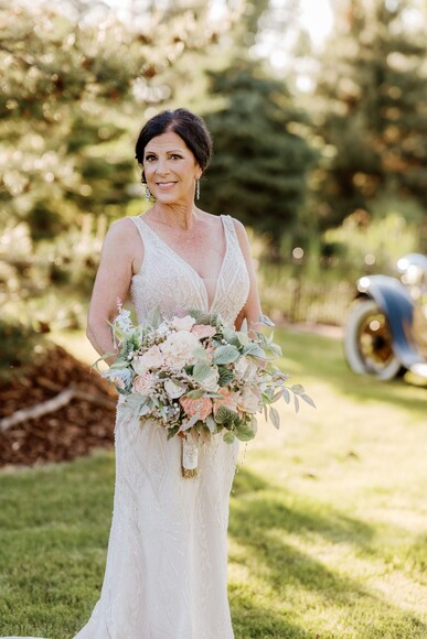 Roaring 20's Themed Vow Renewal