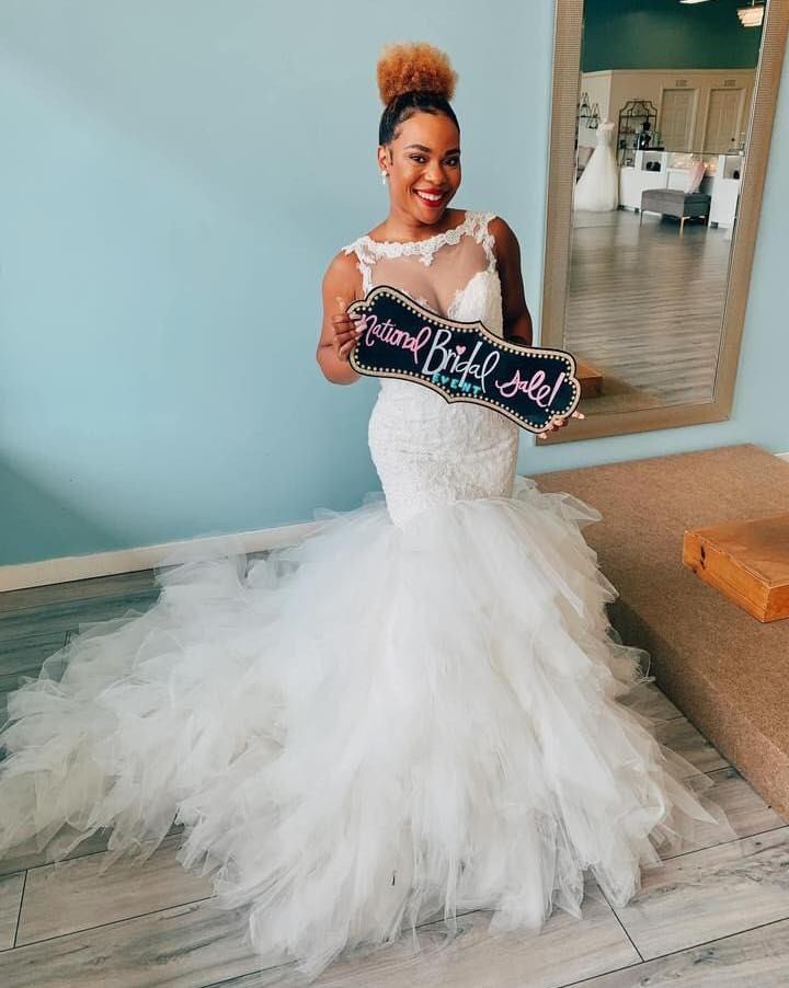 Find Your Dream Wedding Dress for Less at the National Bridal Sale Event