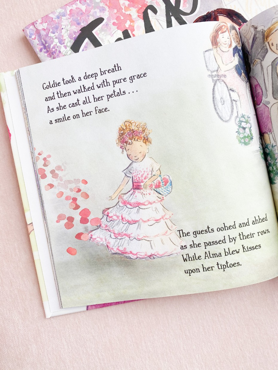 Will You Be My Flower Girl & Ring Bearer Books by Mindy Weiss
