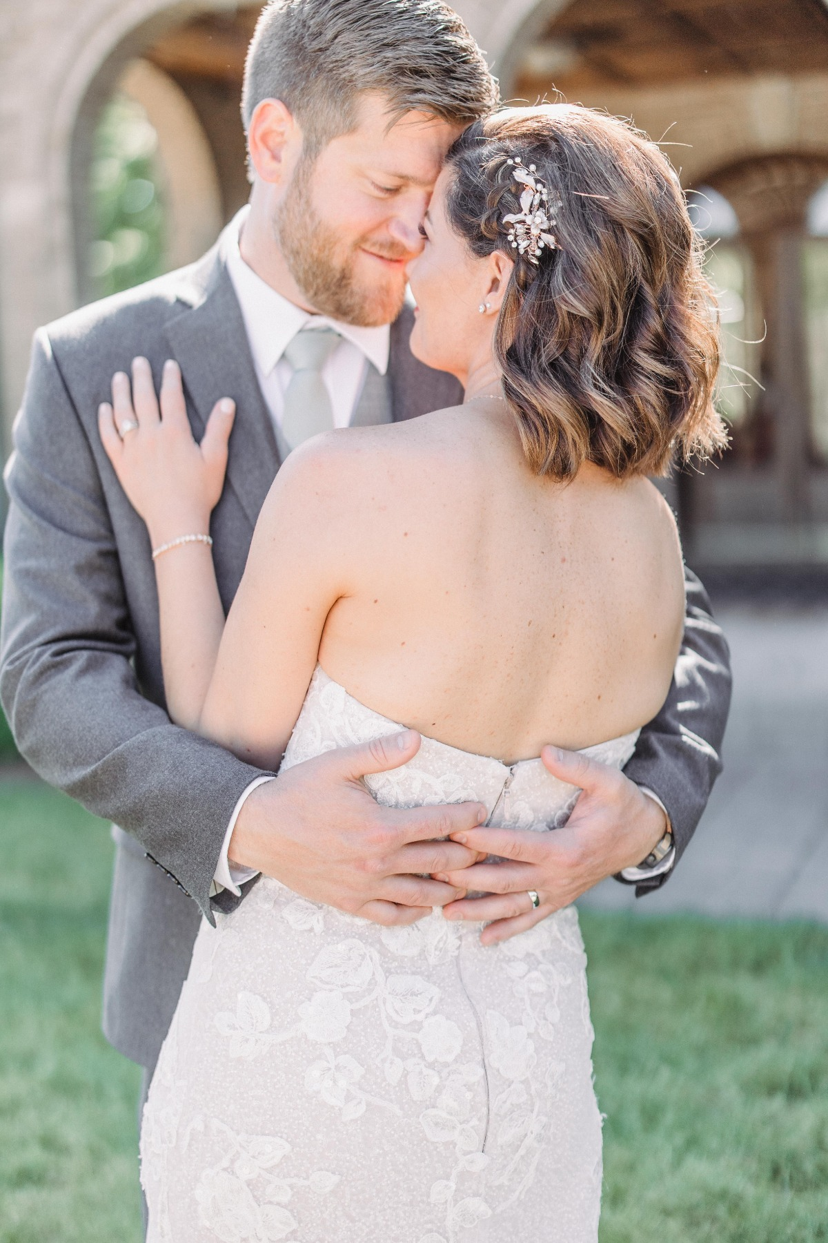 Charming Church Wedding That's All About Family