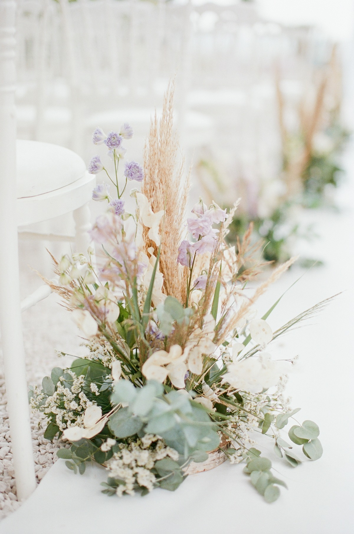 Meet Your Guests In The Middle–A Romantic Destination Wedding In Provence