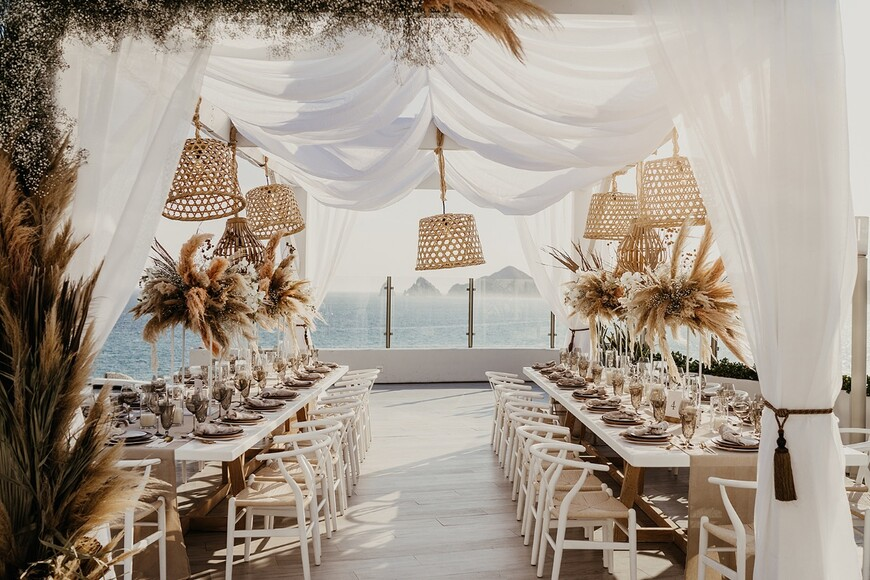 Cliffside Wedding In Cabo That Was Pure Destiny