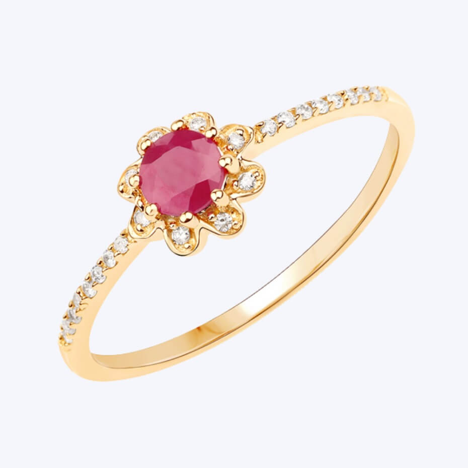 Let Colorful Gemstone Jewelry Be Your Something New for the Big Day