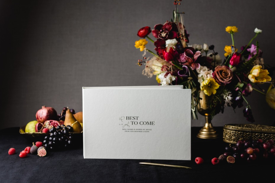 How to Guarantee Your Favorites Will Sign Your Guest Book