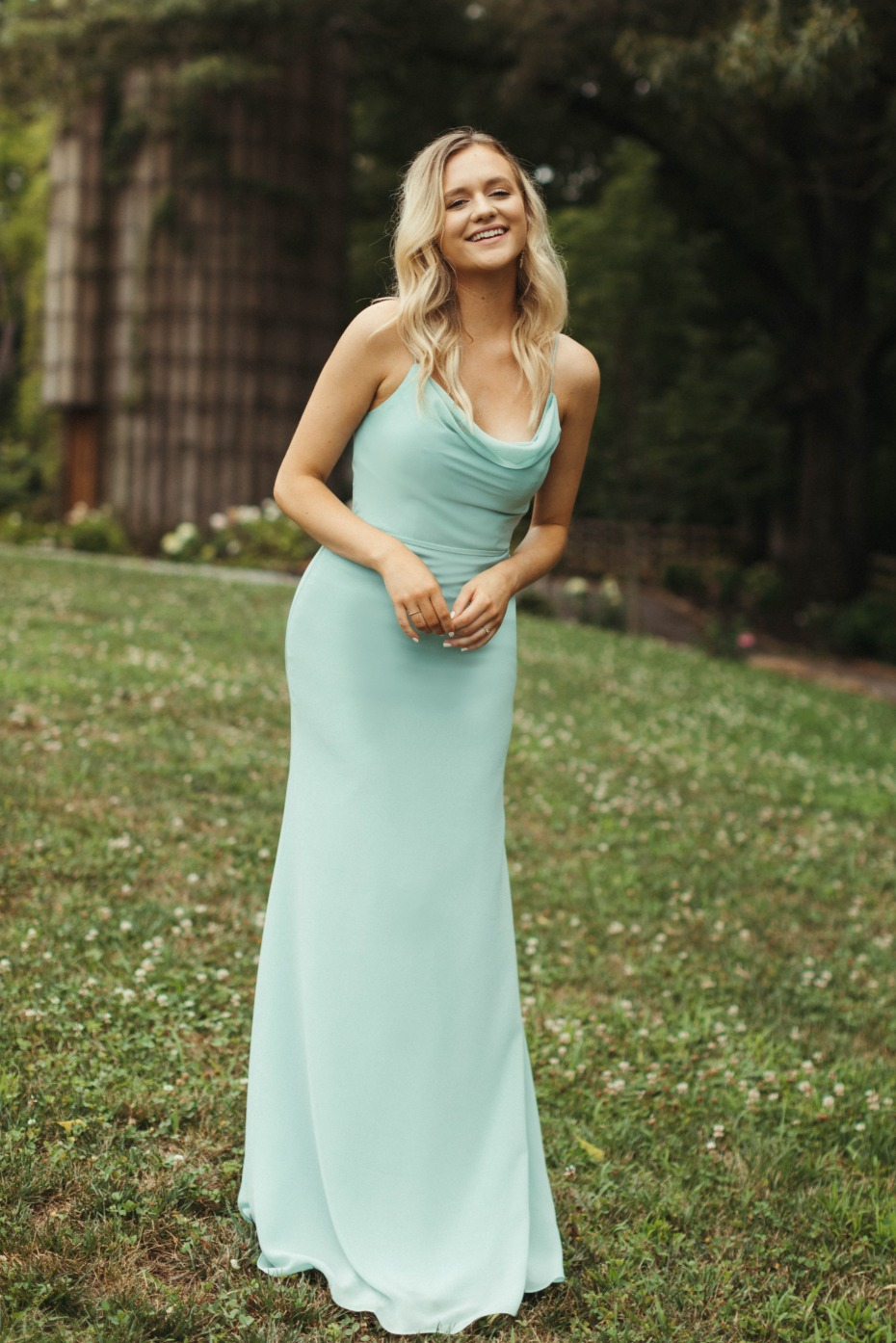 Bridesmaid Dresses They'll Love for Way More Than Just Their Fierce Fit and Fashion