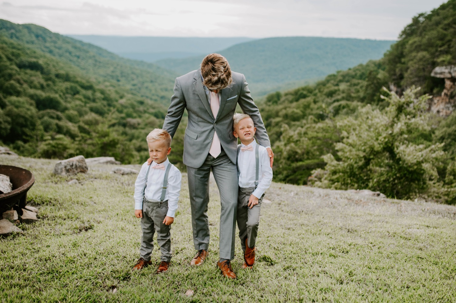 Magical Escape to the Mountains Elopement