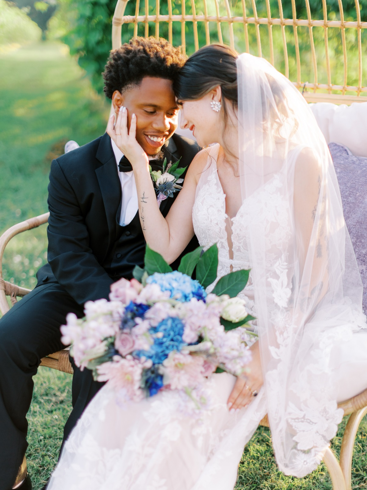 This Wedding Inspiration Shoot Is A Foodie's Dream