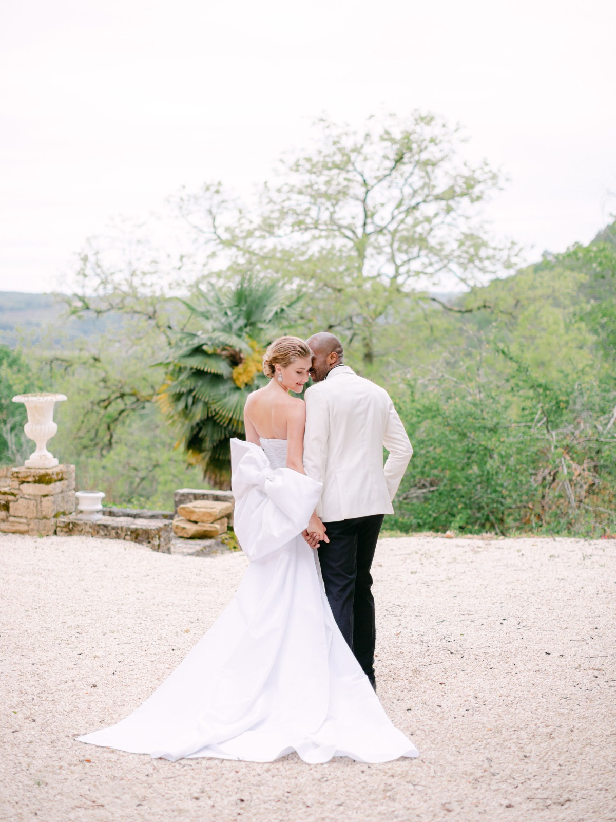 Modern Inspiration Shoot In A Little-Known French Wedding Destination