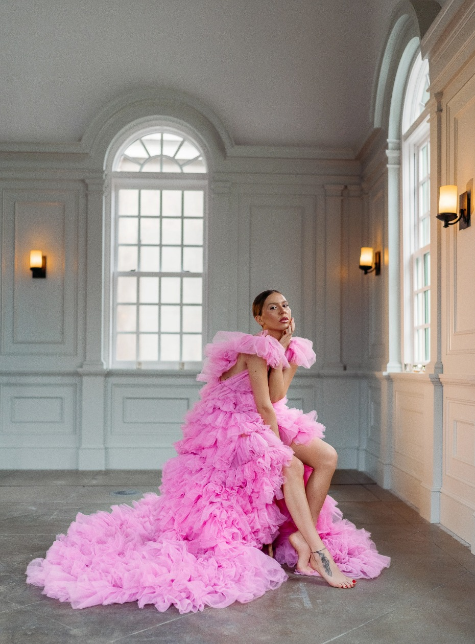 10 Millia London Tulle Gowns That Might Make You Rethink Your Wedding Look