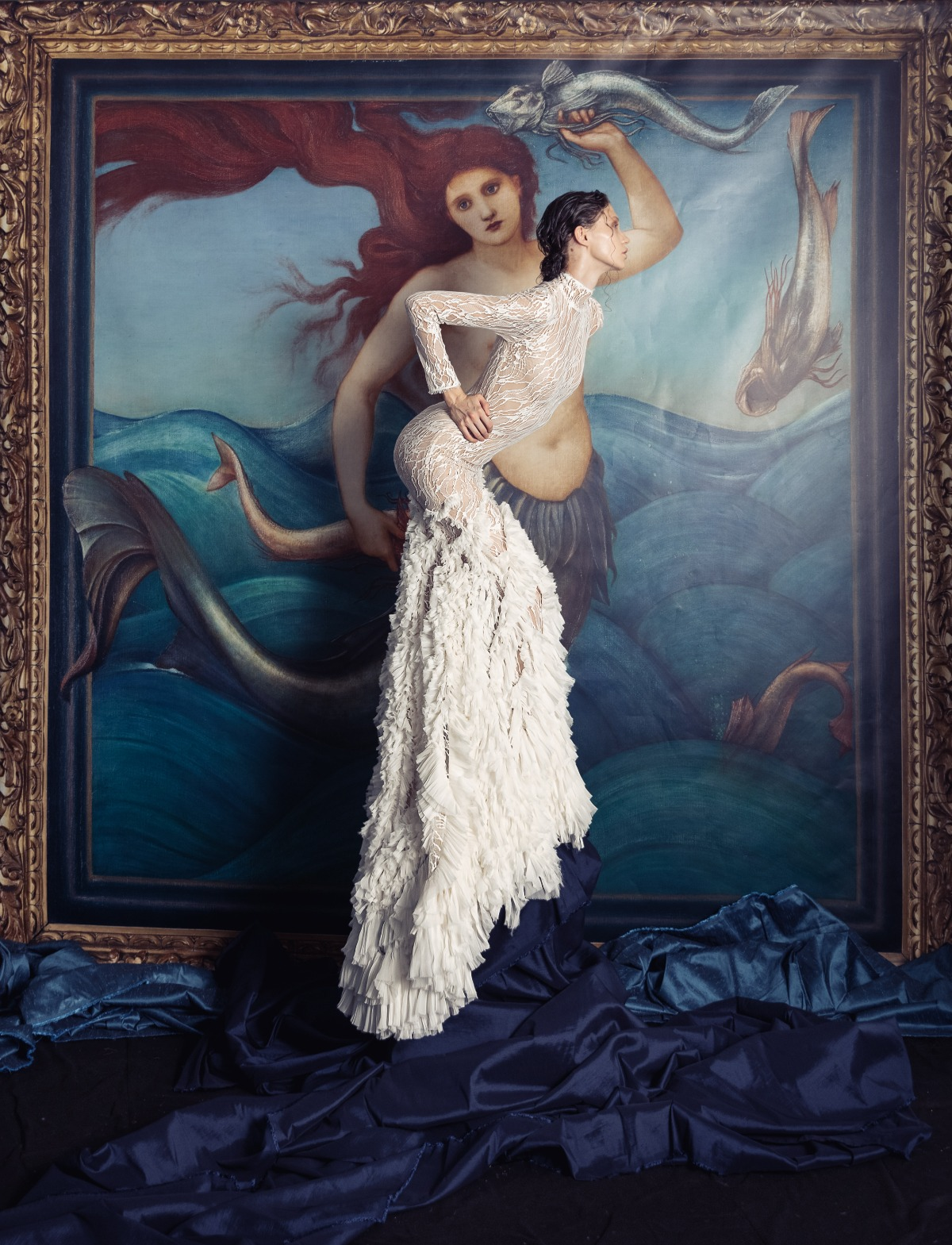 Kim Kassas Couture Fall/Winter 2022 Bridal Collection