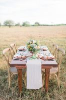 Peach and Copper Wedding Ideas