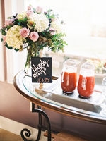 Engagement Party Drink Ideas