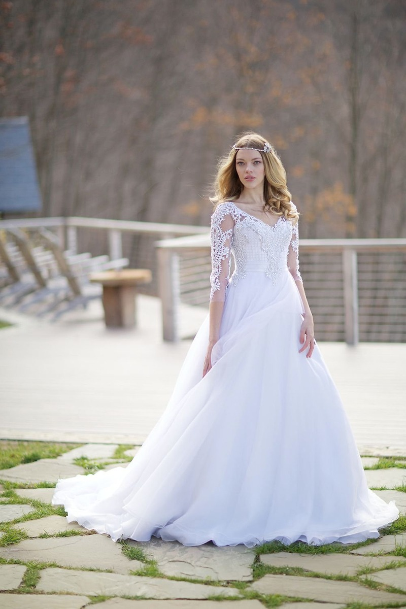 Trending ever after bridal exclusive wedding gowns for Bride dress after wedding