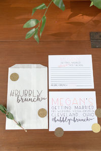 Bridal Brunch and Yoga Sesh
