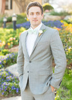 Groom Looks For Less From Generation Tux