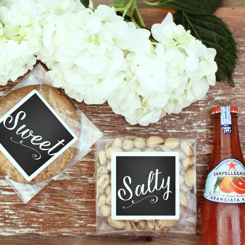 Shop our collection of treat bags for your wedding welcome bags.