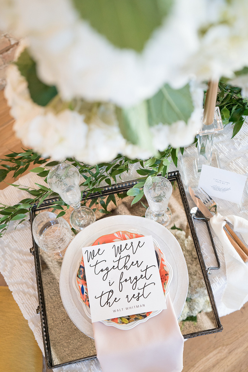 Relaxed Organic Wedding Ideas