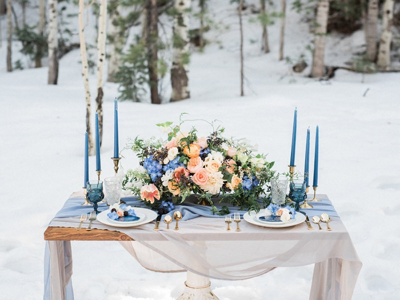 Intimate Winter Wedding Ideas