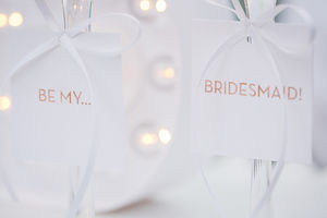 Throw A Bridesmaid Reveal Party