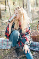 Rustic Camping Engagement Ideas